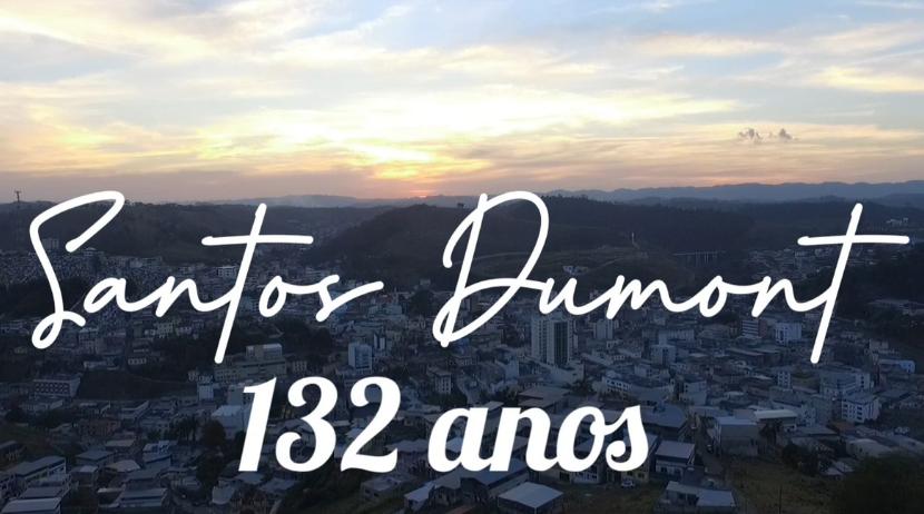 Santos Dumont - 132 anos!