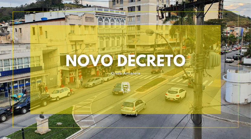 Santos Dumont avança à Onda Amarela do Programa Minas Consciente