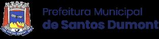 Logomarca da Prefeitura Municipal de Santos Dumont